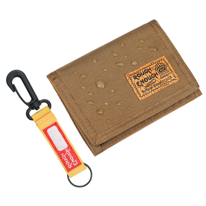RR8472 Military Boys Keychain Wallet Credit Card Holder