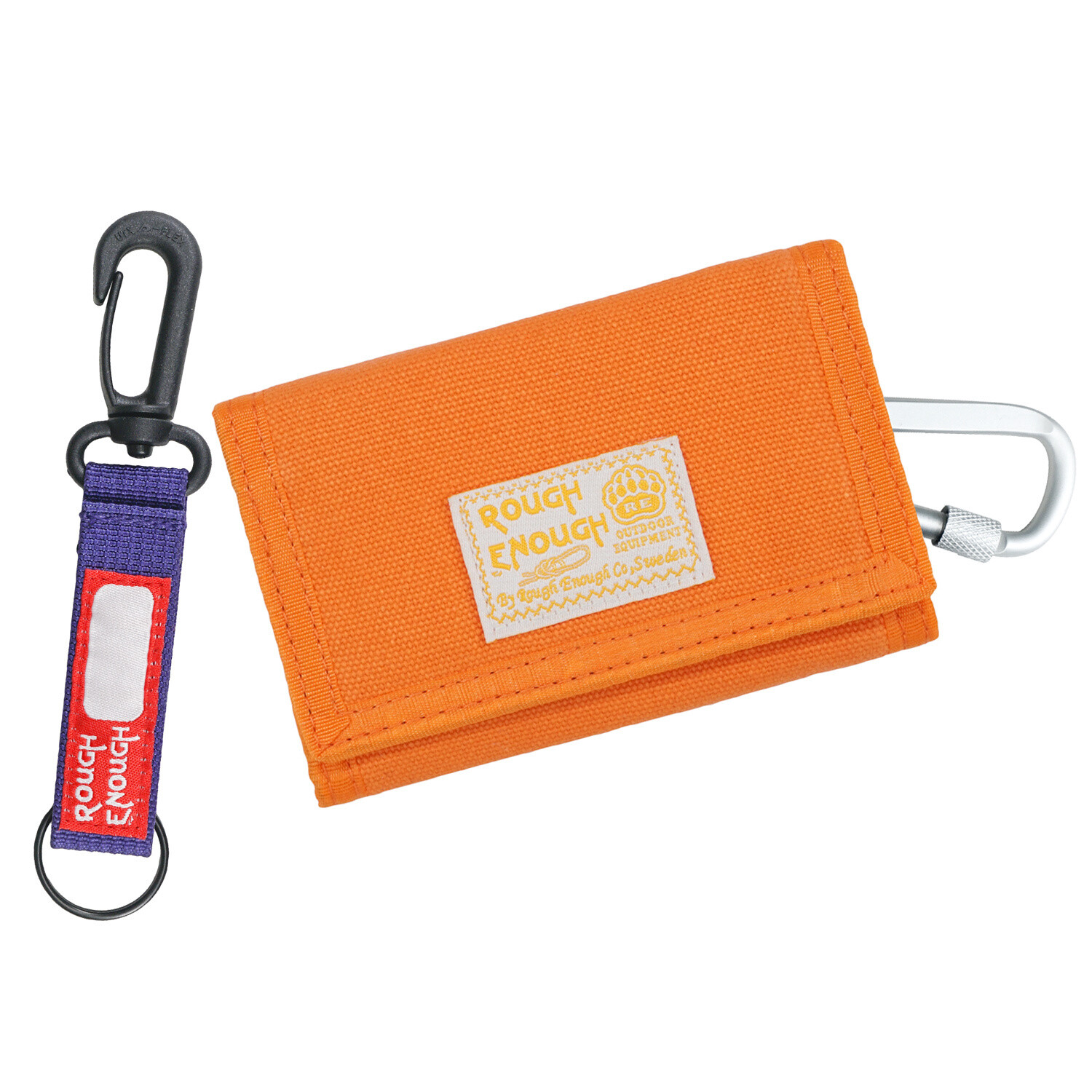 RE8417 Small Trifold Kids Canvas Wallet