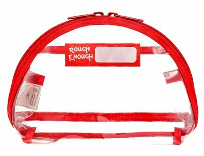 RE8399 Red TSA Travel Small  Pouch