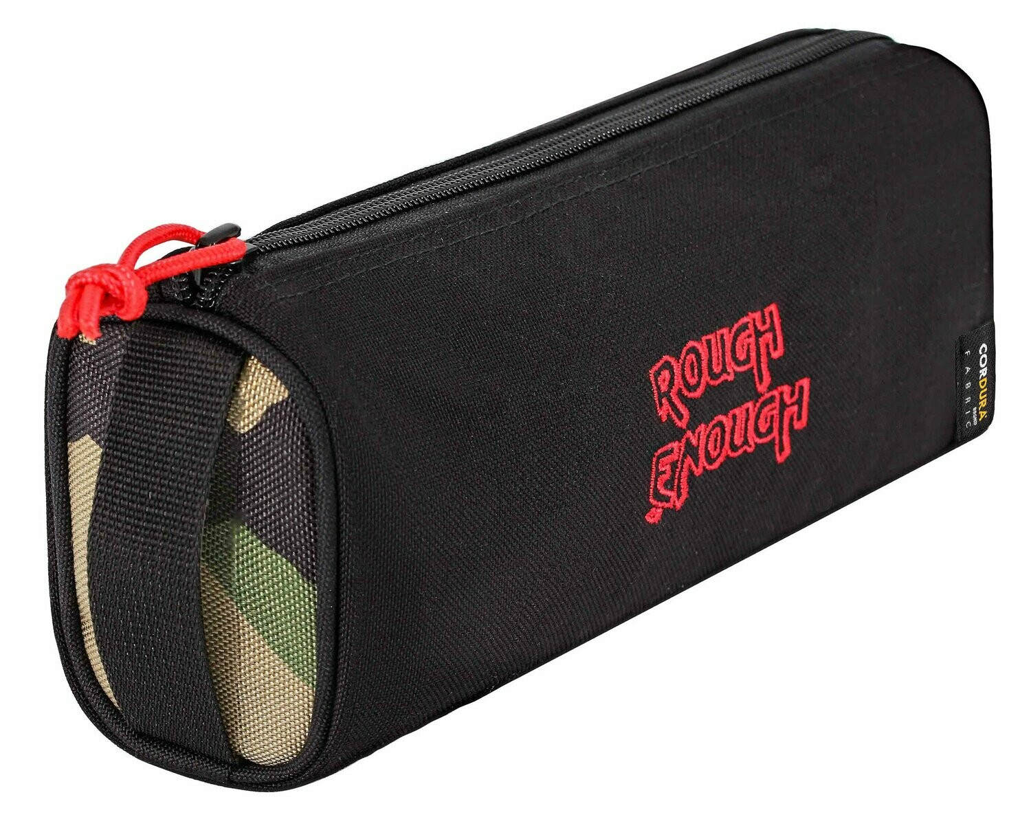 RE8410 Black Long Large Boy Pencil Case