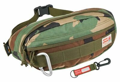 RE8433 Tactical Camo Fanny Pack Hunting Waist Pack