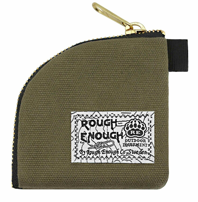 RE8226 Canvas Coins Pouch