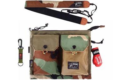 RE8528-CAMO Messenger Bag