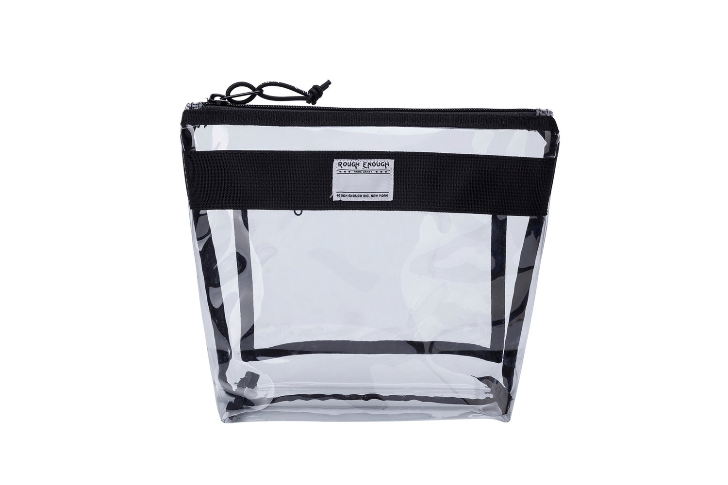 RE8430 Clear TSA Approved Toiletry Bag Makeup Organizer