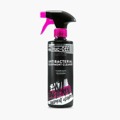 Muc off Anti Bacterial Equipment Cleaner