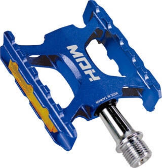 MDH PCB 01 Tracking Alloy Pedal - Blue