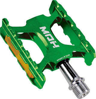 MDH PCB 01 Tracking Alloy Pedal - Green