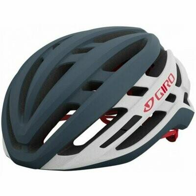 Giro Agilis Helmet- Partaro Grey/Red/White