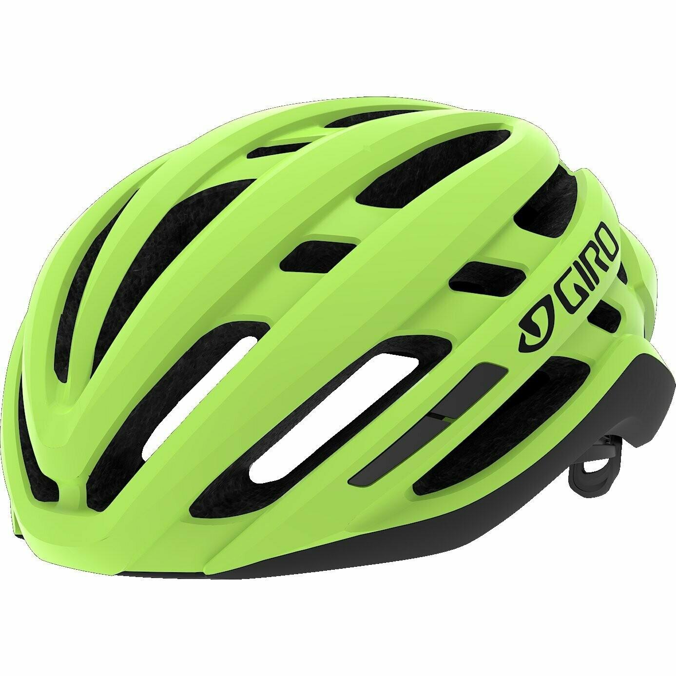 Giro Agilis Helmet- Highlight Yellow