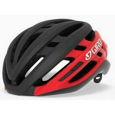 Giro Agilis MIPS Helmet- Matte Black/Red