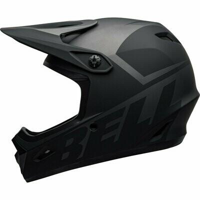 Bell Transfer Full Face Helmet - Matt Black