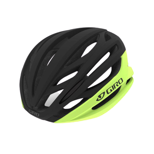 Giro Syntax MIPS Helmet- Matte Black/Highlight Yellow