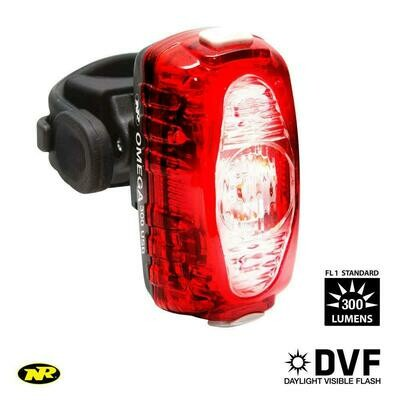 NiteRider Omega 300 Rechargeable Rear Light