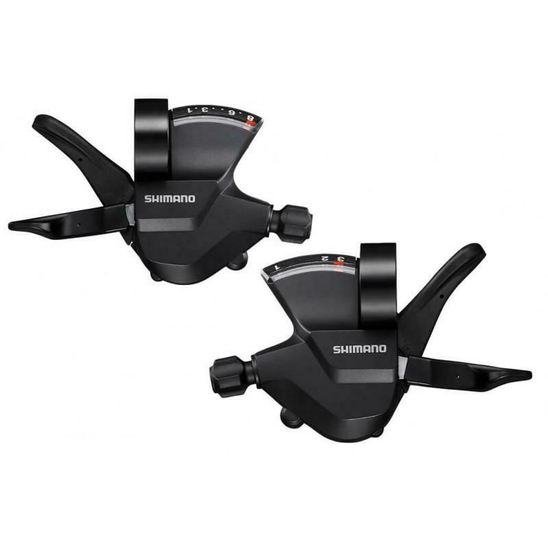 Shimano Altus SL-M315 Shifter Set 3x8