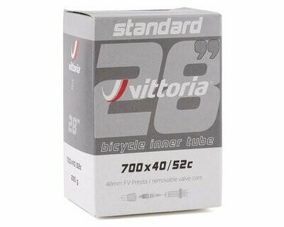 Vittoria Standard Inner Tube 700c x 40/52c Presta