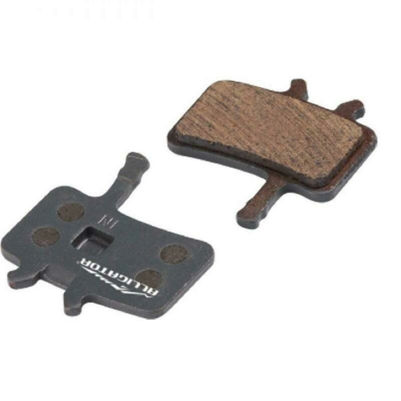 Alligator Brake Disc Pad Organic HK-VX012-DIY+