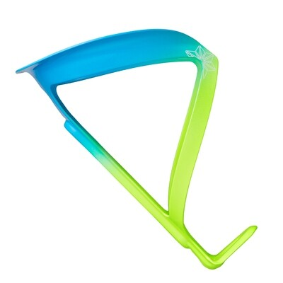 Supacaz Fly Cage Limited Edition - Neon Yellow/Neon Blue- CG-106