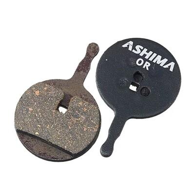 Ashima Brake Pads- AD0702 - Organic