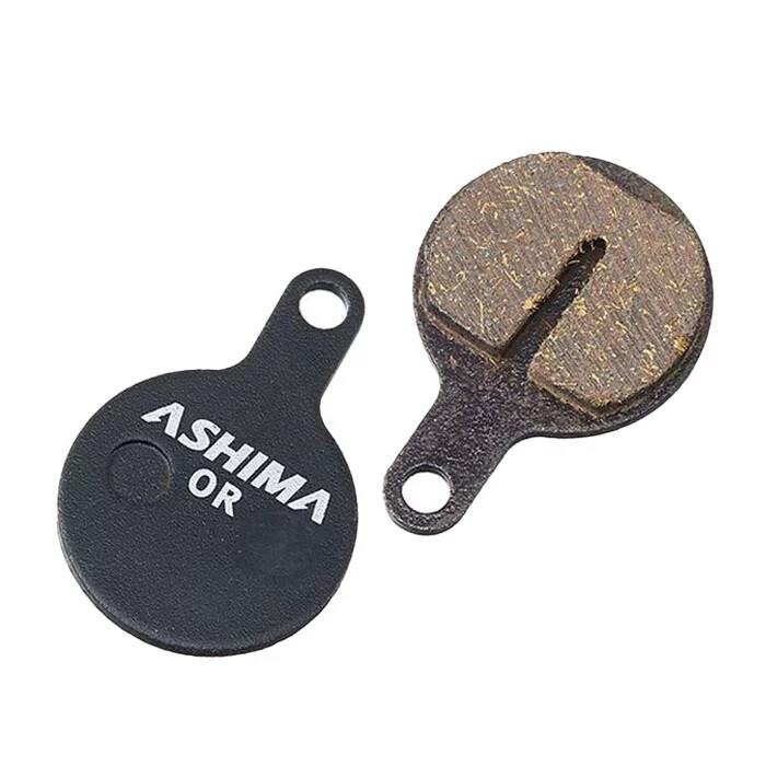 Ashima Brake Pads- AD0802 - Organic