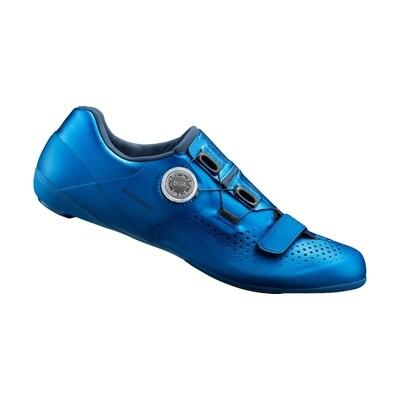 Shimano SH-RC500 Road Cycling Shoe - Blue