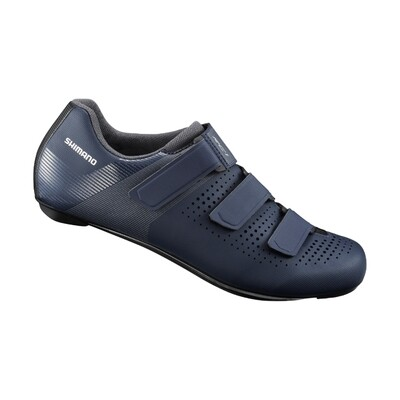 Shimano SH-RC100 Road Cycling Shoe - Navy Blue