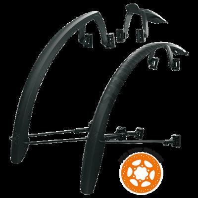 SKS Speedrocker Fenders - Gravel & Cyclocross
