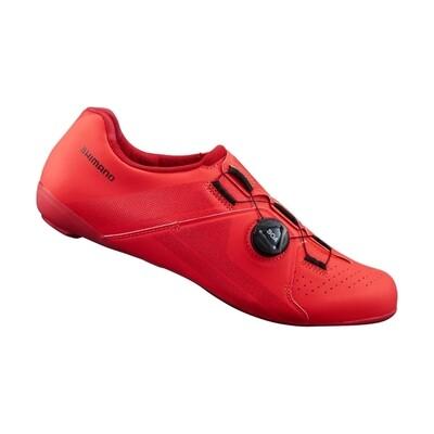 Shimano SH-RC300 Road Cycling Shoe - Red
