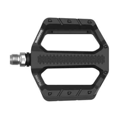 Shimano PD-EF202 Flat Pedal - Black