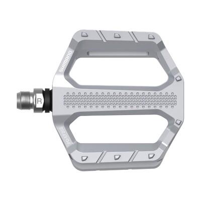 Shimano PD-EF202 Flat Pedal - Silver