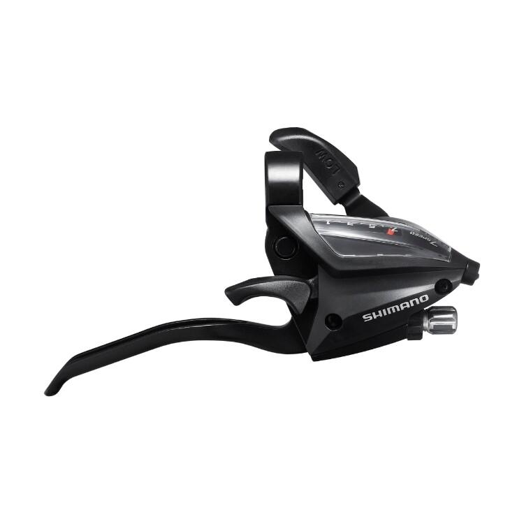 Shimano EZ Fire Plus EF500 Shift/Brake Lever 7-speed
