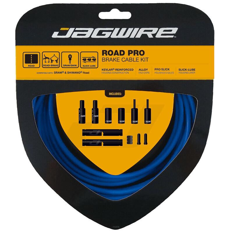 Jagwire Road Pro Brake Kit - Black