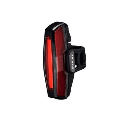 D-Light CG-420R1 Black Rear Light