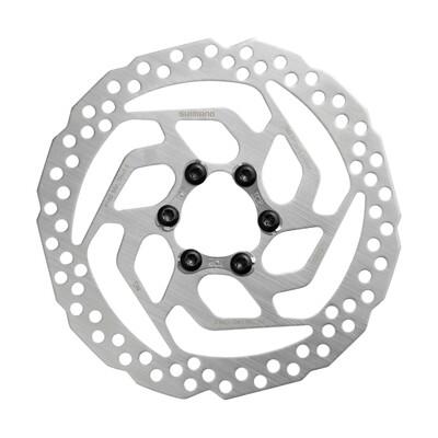 Shimano SM-RT26 6-Bolt Disc Brake Rotor 180/160 mm