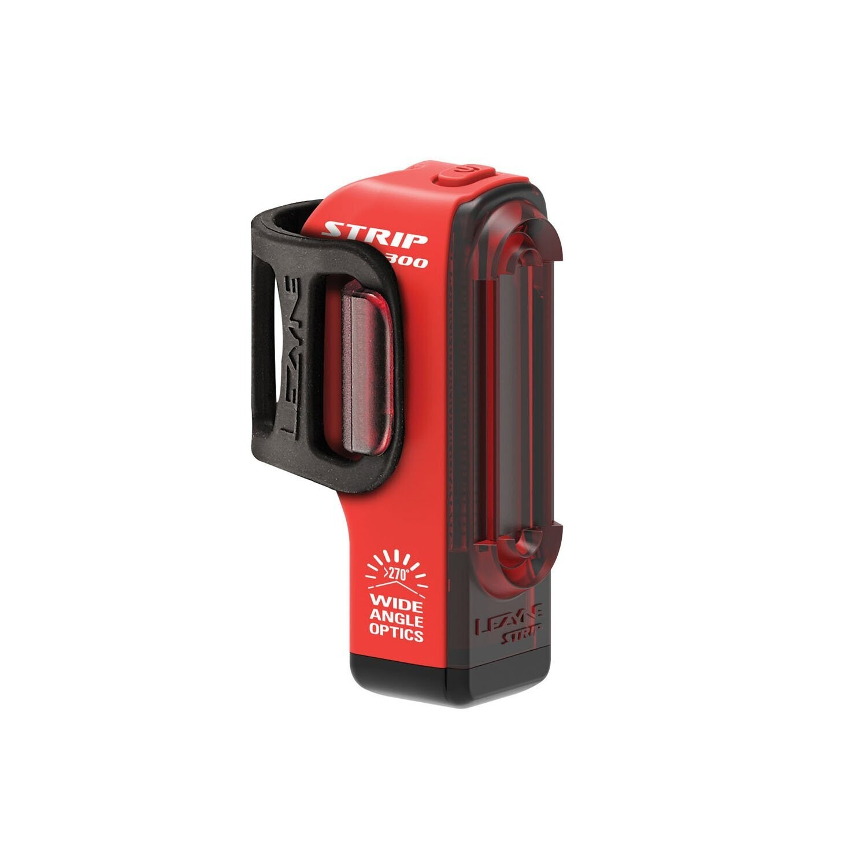 Lezyne Strip Drive Pro Rear Light (Red) -300 Lumens
