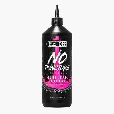 Mucoff No Puncture Hassle Tubeless Sealant