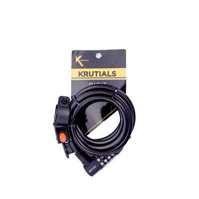 Krutials Digit - 4 Digit Combination Lock