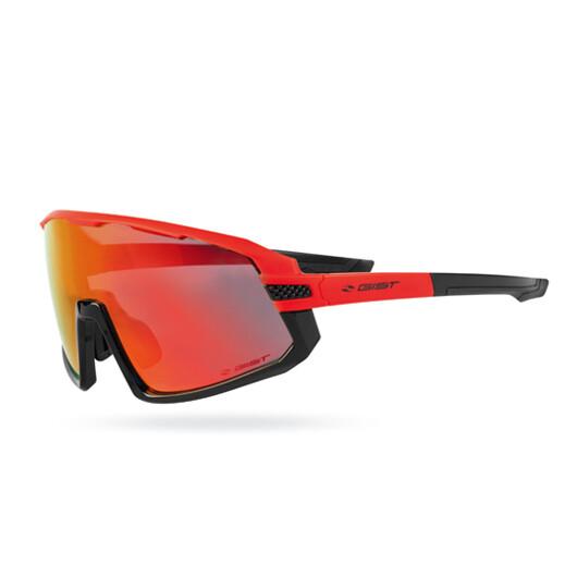 Gist Next Sunglasses - Red