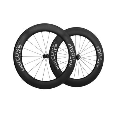 Parcours Chrono (77/86mm) Wheelset - Rim Brake