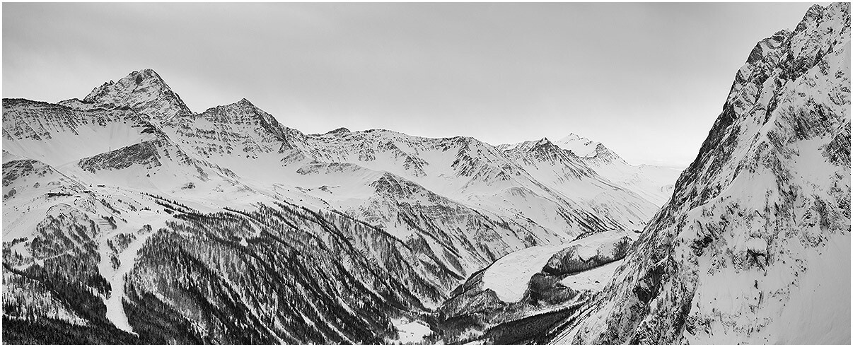 Monte Bianco - Val Veny