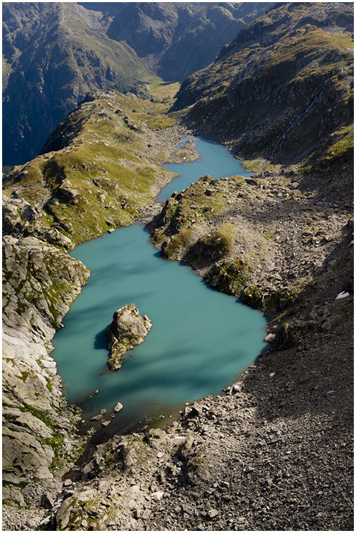 Lago di Bella Comba - La-Thuile - Deffeyes