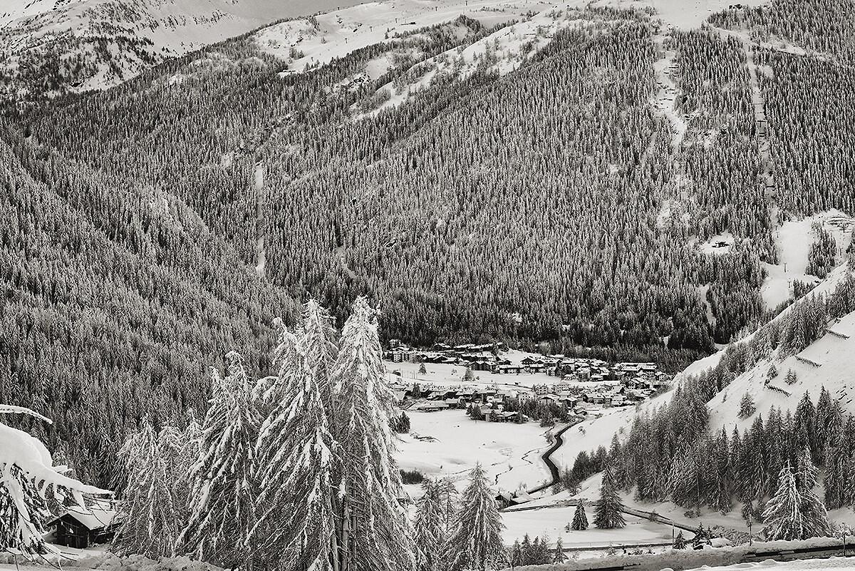 La Thuile - inverno