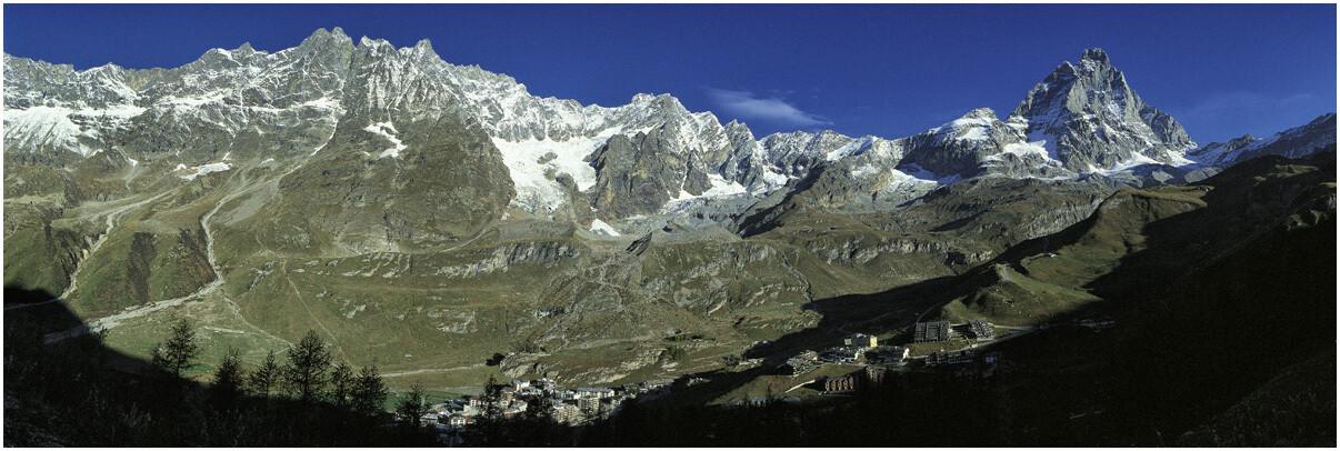 Grandes Murailles - Cervino - Matterhorn