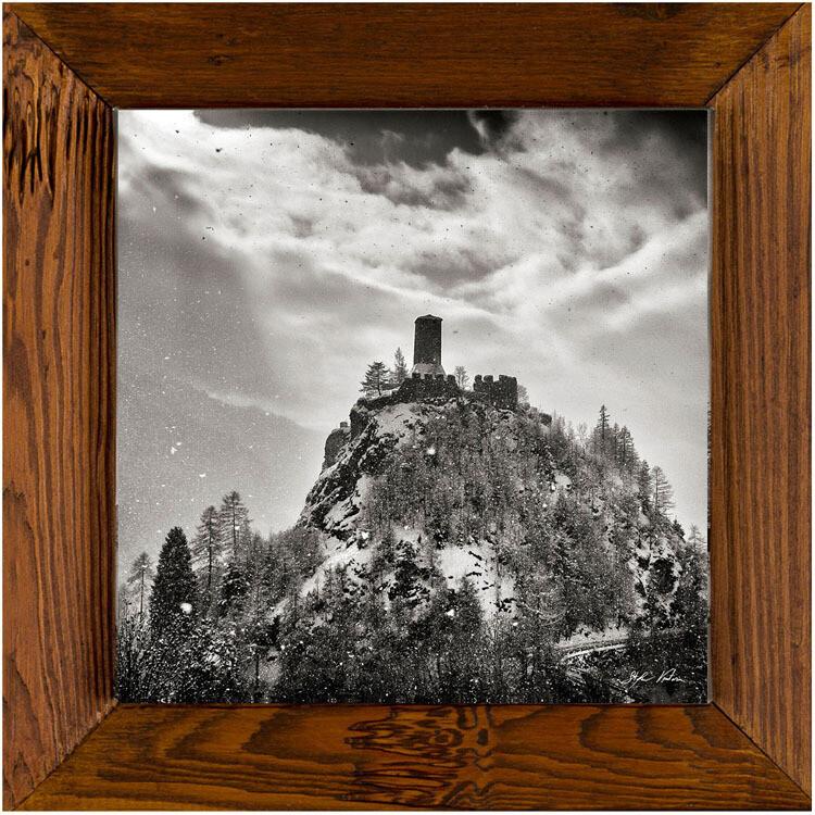 castello di Graines, Brusson