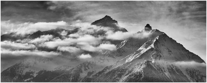 Monte Grivola e Grand Nomenon