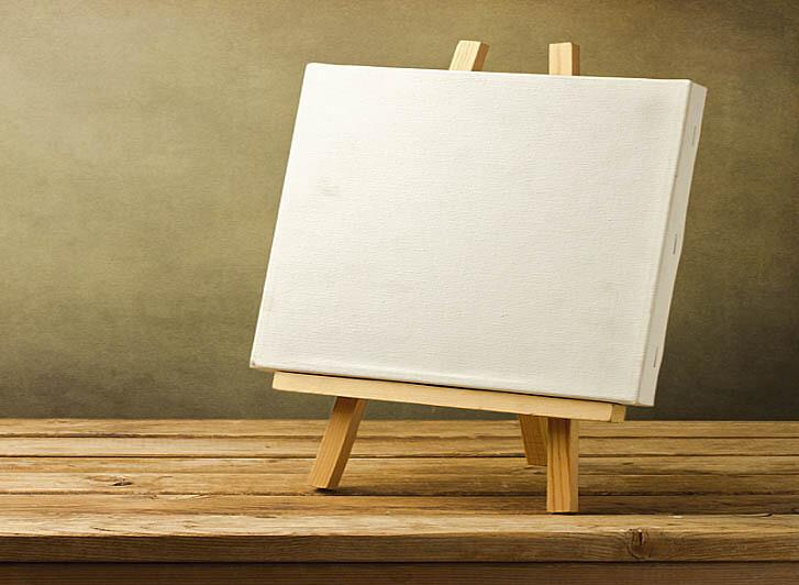 stampa su Tela pittorica - SU MISURA