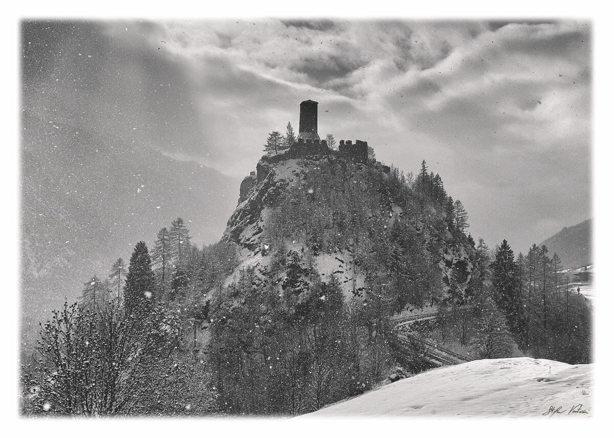 Brusson Castello di Graines