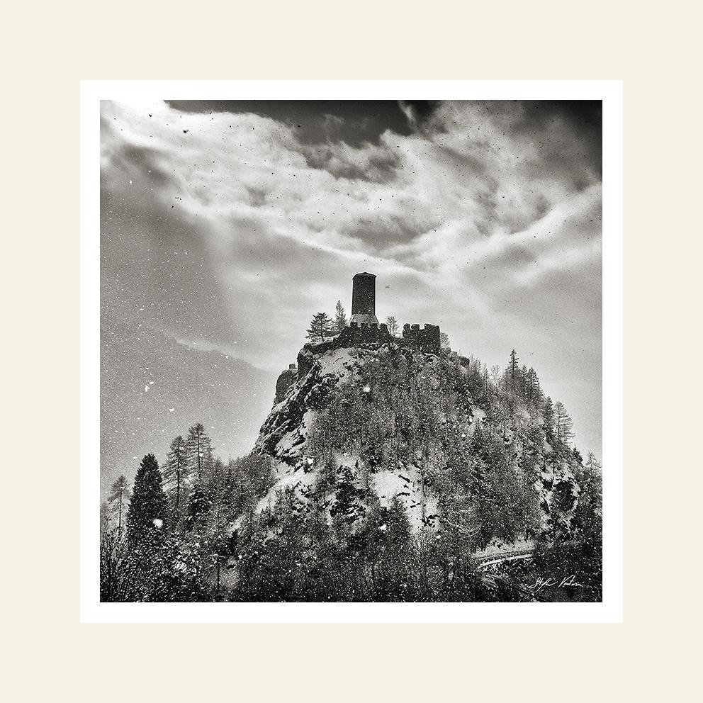 Castello di Graines - Brusson - Ayas