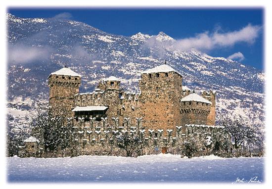CastelloFenisInvernale
