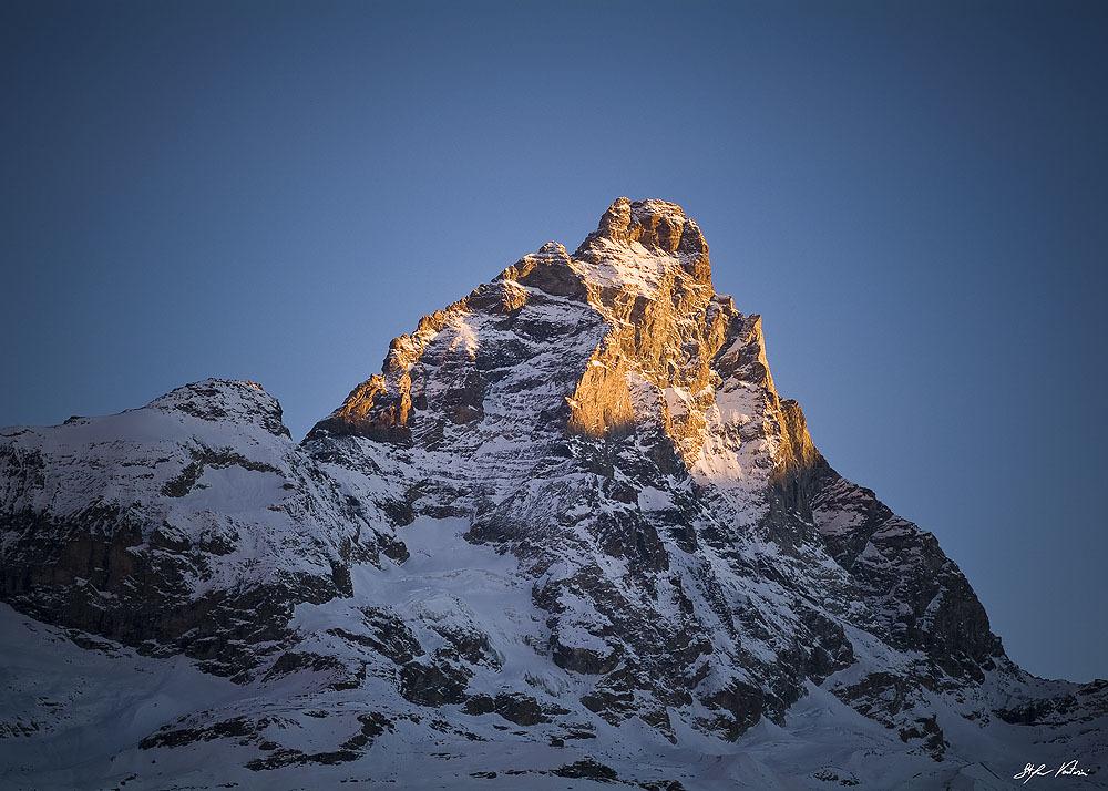 Cervino - Matterhorn - Alba - Cervinia - Valtournenche