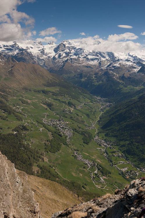 Valle d' Ayas - Monte Rosa - Antagnod